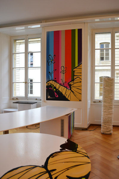 bureau design graffiti neuch tel graffeur proffessionnel en suisse. Black Bedroom Furniture Sets. Home Design Ideas