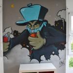 graffiti lausanne