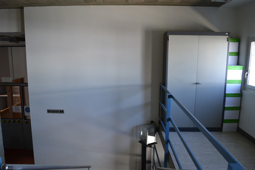 graff projet mur