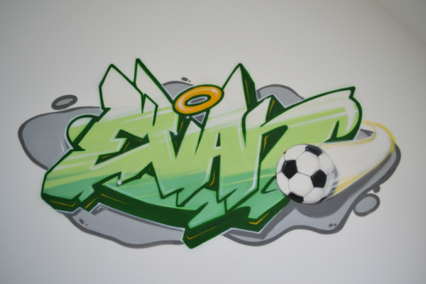 graffiti yverdon football