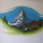 lausanne graffiti chambre suisse