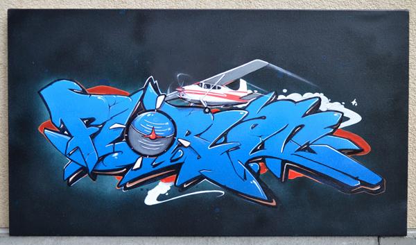 Prénom Graffiti
